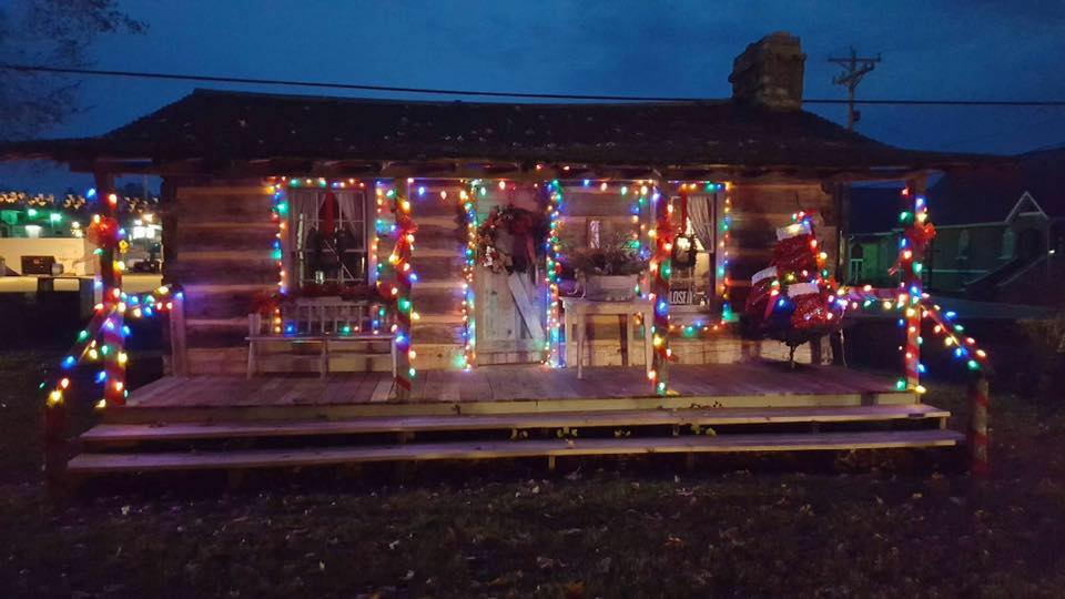 Van Buren In Need Of Christmas Lights – Wayne County Journal Banner
