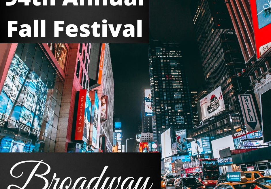 94th annual AV Fall Festival - Broadway bg