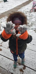 Iron County Snow 01-15-2021